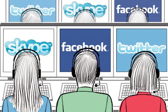 Трафик для сайта с социальных закладок и сателлитов